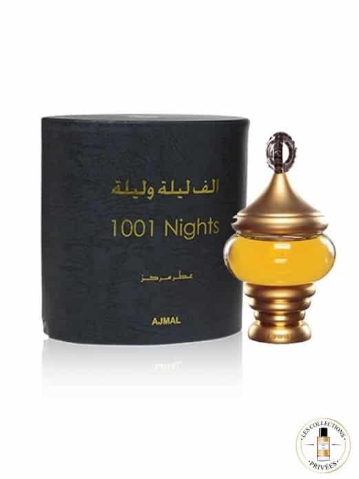 1001 Nights Coffret - Ajmal - Les Collections Privées