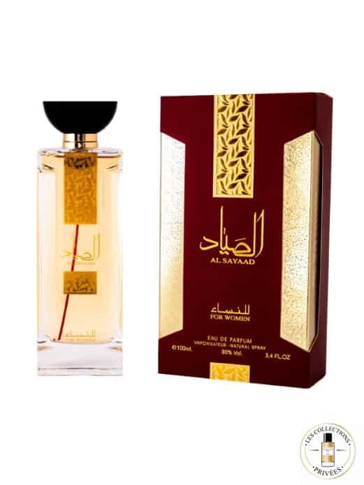 Al Sayaad Coffret - Lattafa Perfumes - Les Collections Privées