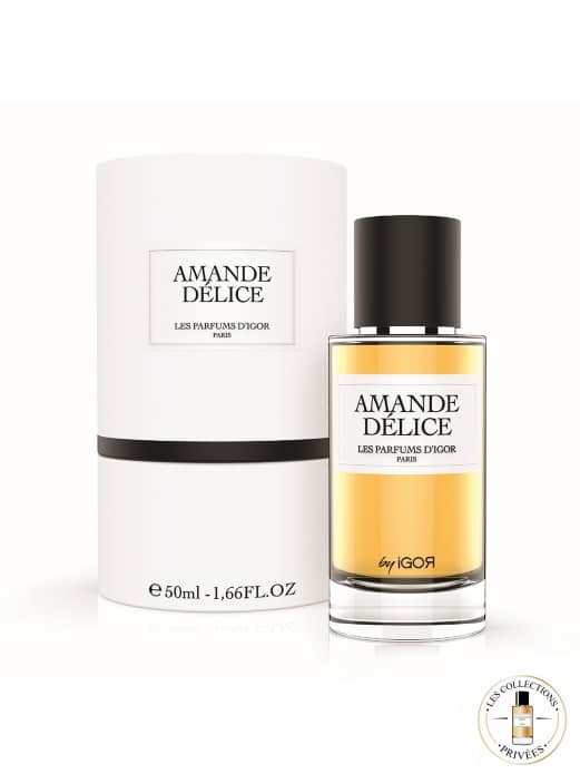 Amande de Délice Coffret - Les Parfums d'Igor - Les Collections Privées