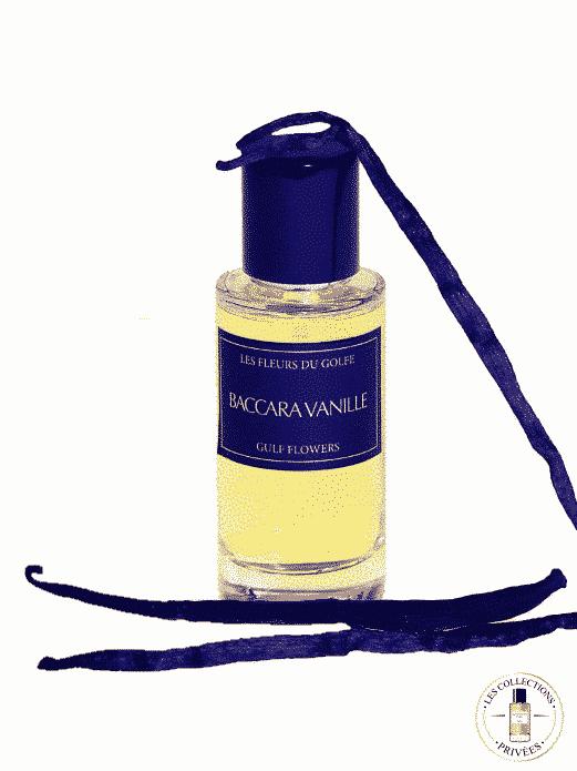 Baccara Vanille - Fleurs du Golfe - Les Collections Privées