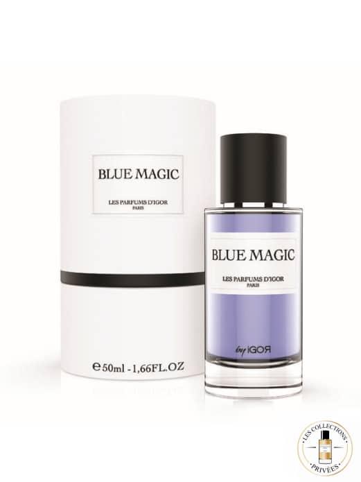 Blue Magic Coffret - Les Parfums d'Igor - Les Collections Privées