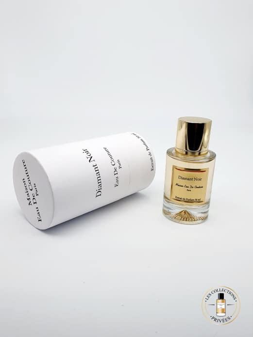 Diamant Noir Coffret - Maison Eau de Couture - Les Collections Privées