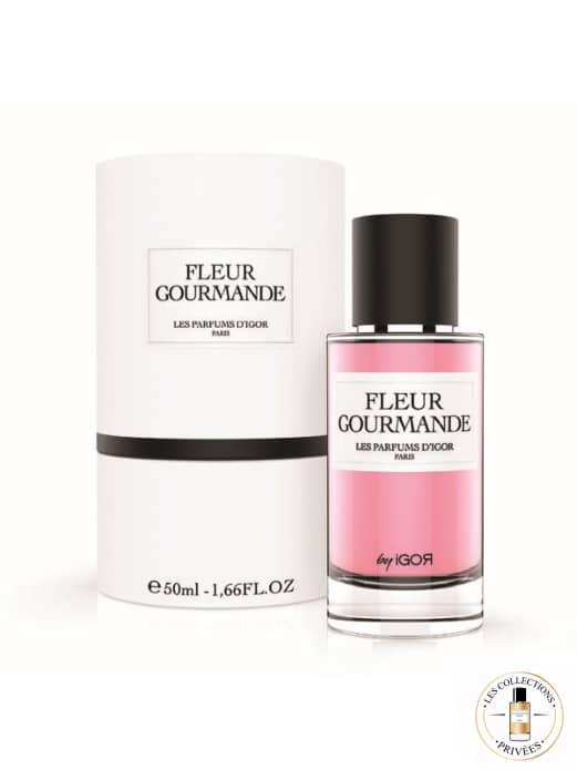 Fleur Gourmande Coffret - Les Parfums d'Igor - Les Collections Privées
