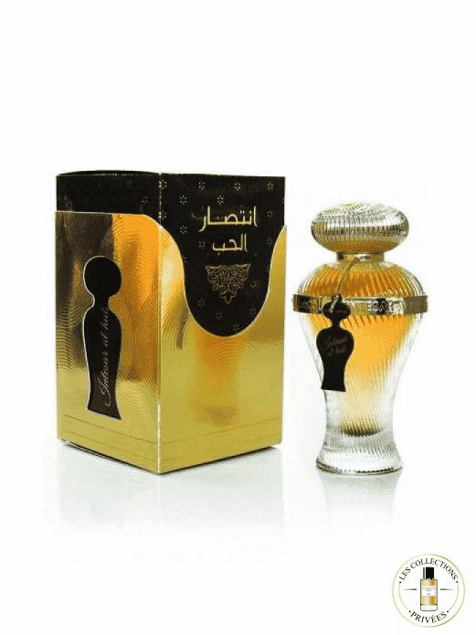Intesar Al Hub - Ard Al Zaafaran - Les Collections Privées