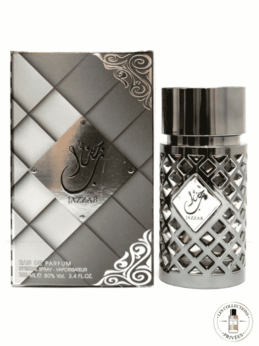 Jazzab Silver Coffret - Ard Al Zaafaran - Les Collections Privées