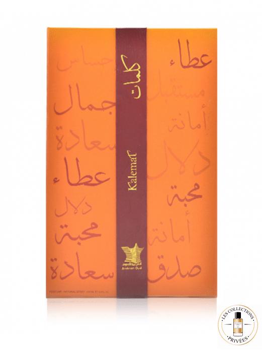 Kalemat Coffret - Arabian Oud - Les Collections Privées