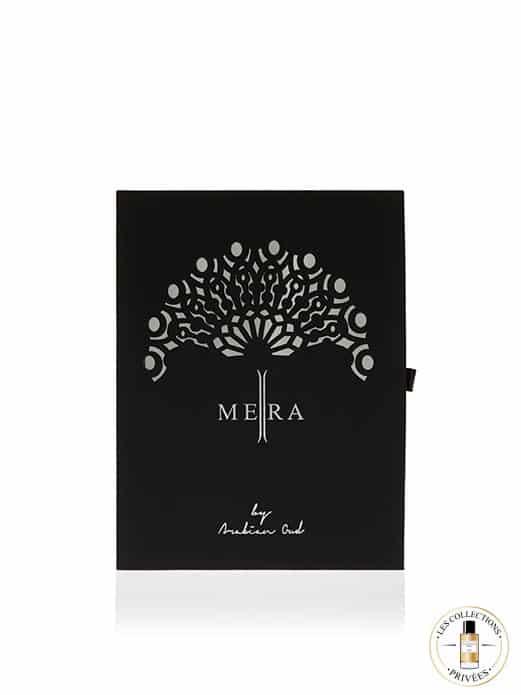 Mera Silver Coffret - Arabian Oud - Les Collections Privées