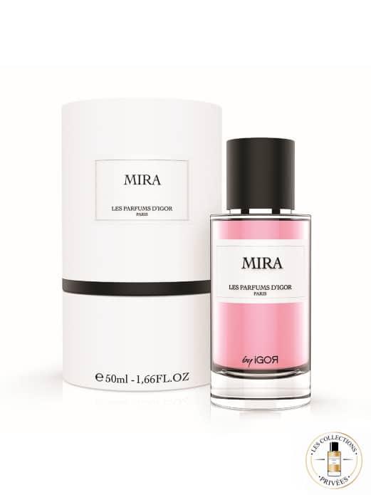 Mira Coffret - Les Parfums d'Igor - Les Collections Privées