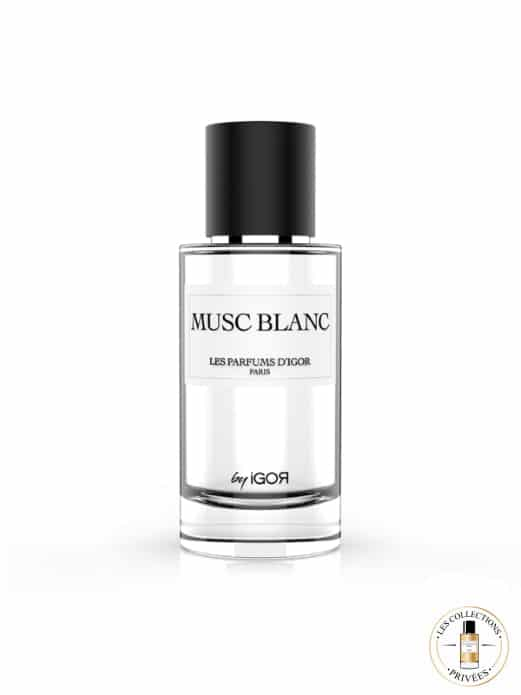 Musc Blanc - Les Parfums d'Igor - Luxurious Fragrances