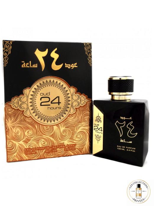 Oud 24 Hours Coffret - Ard Al Zaafaran - Les Collections Privées