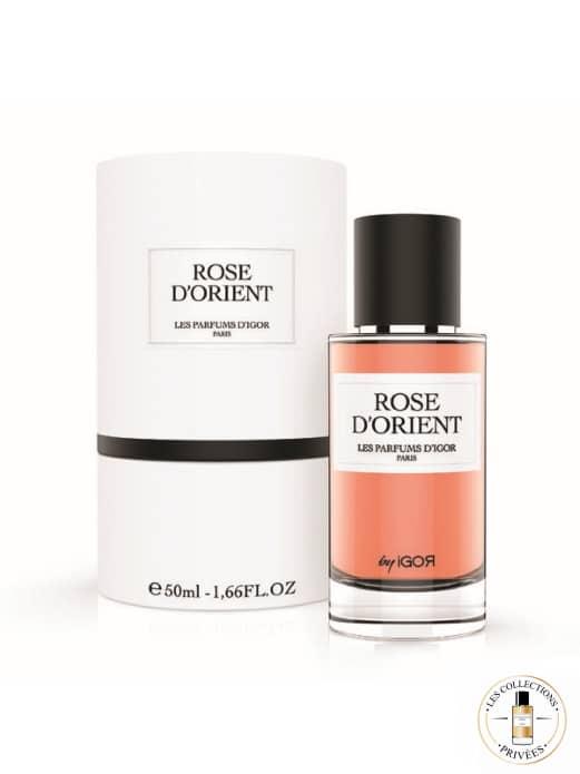 Rose D'orient - Les Parfums d'Igor - Les Collections Privées