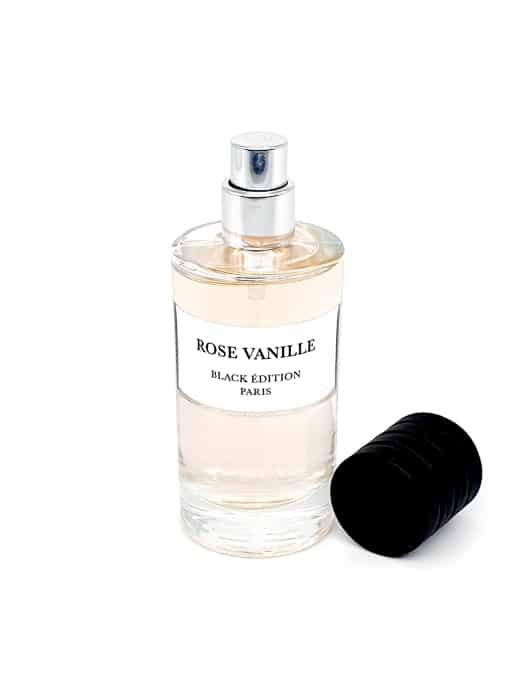 Rose Vanille 2 - Black Edition - Les Collections Privées