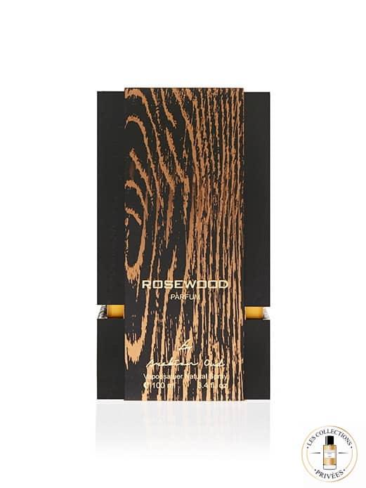 Rosewood Coffret - Arabian Oud - Les Collections Privées