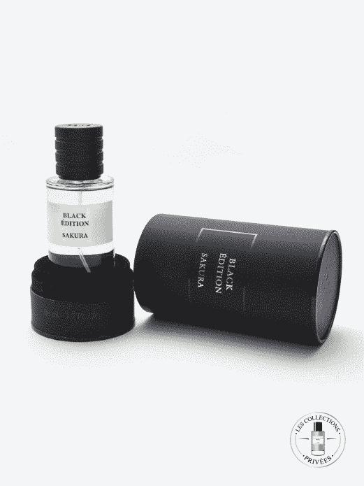 Sakura - Black Edition - Les Collections Privées