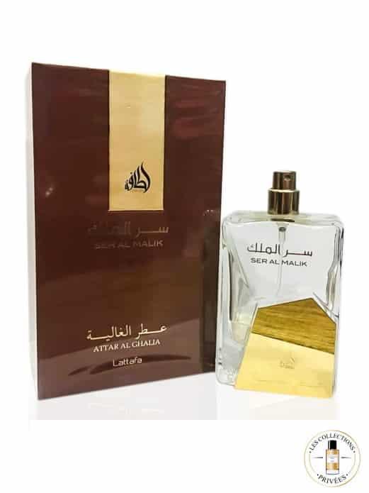 Ser Al Malik - Lattafa Perfumes - Les Collections Privées