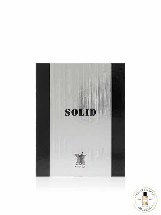Solid Coffret - Arabian Oud - Les Collections Privées