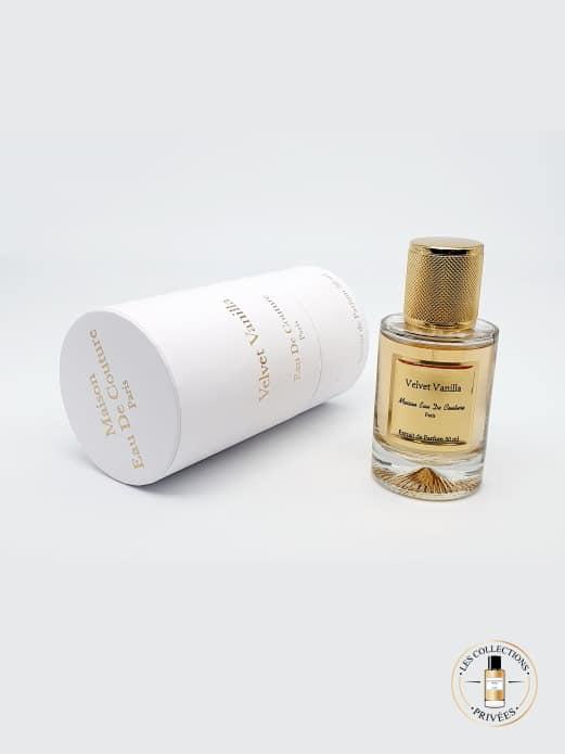 Velvet Vanille Coffret - Maison Eau de Couture - Les Collections PrivéesVelvet Vanille Coffret - Maison Eau de Couture - Les Collections Privées