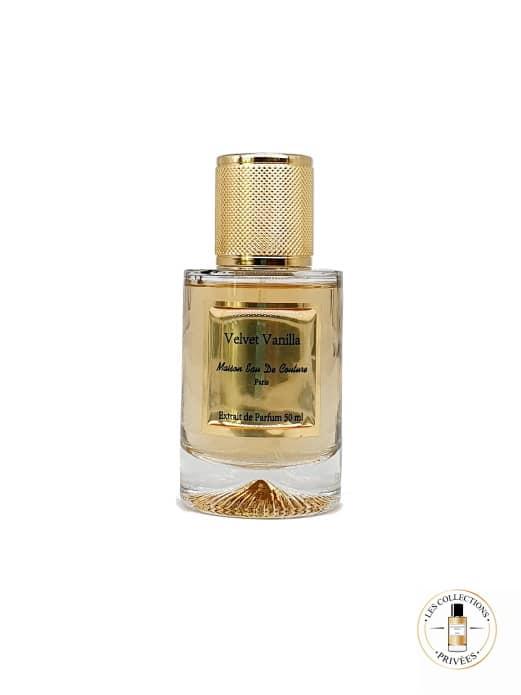 Velvet Vanille - Maison Eau de Couture - Les Collections Privées