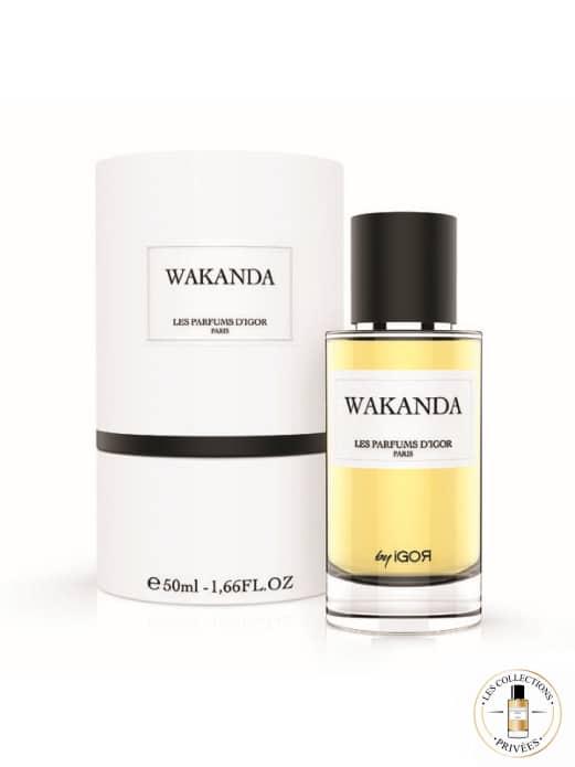 Wakanda Coffret - Les Parfums d'Igor - Les Collections Privées