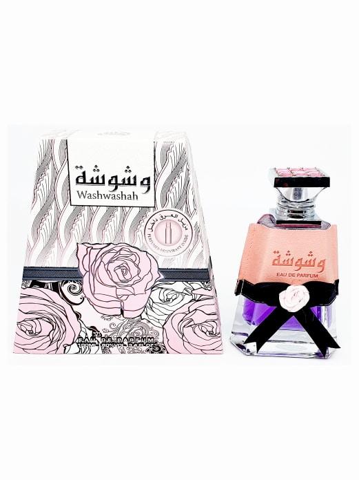 Washwashah - Lattafa Perfumes - Les Collections Privées