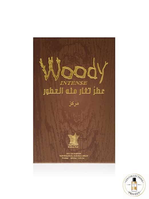 Woody Intense Coffret - Arabian Oud - Les Collections Privées