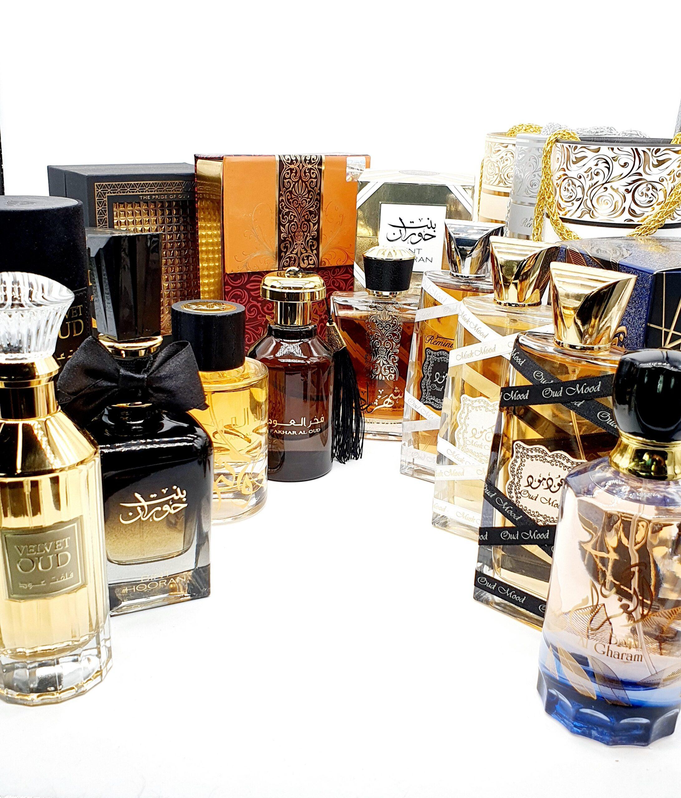 Parfums de Dubaï