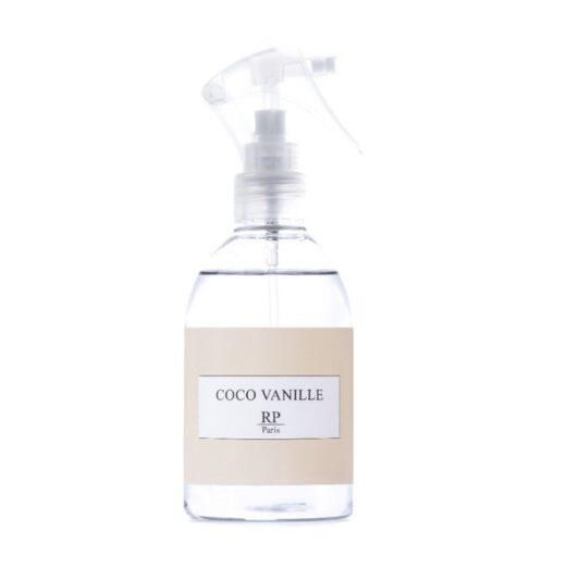 Désodorisant textile Coco Vanille - RP Parfums