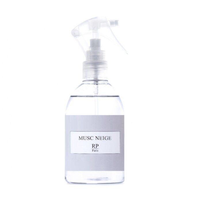 Désodorisant textile Musc Neige - RP Parfums
