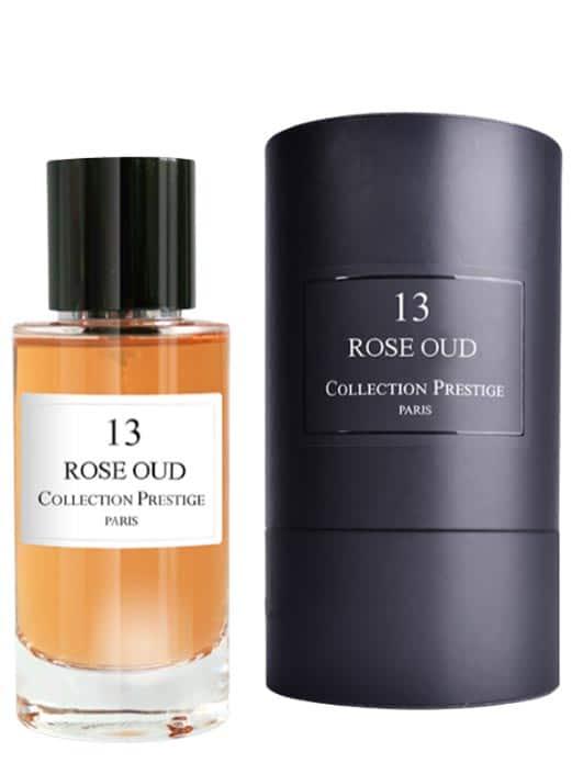 Rose Oud n°13 - Collection Prestige Paris