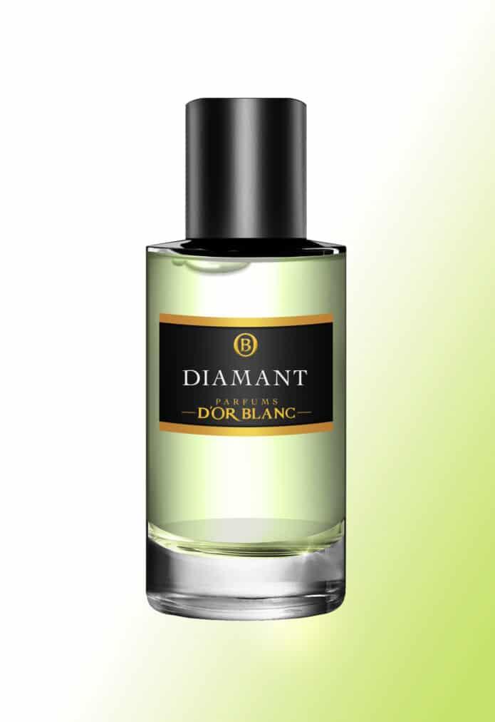 Diamant - Parfums D'or Blanc