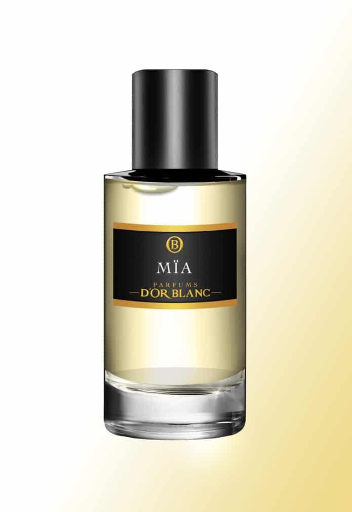 Mïa - Parfums D'or Blanc
