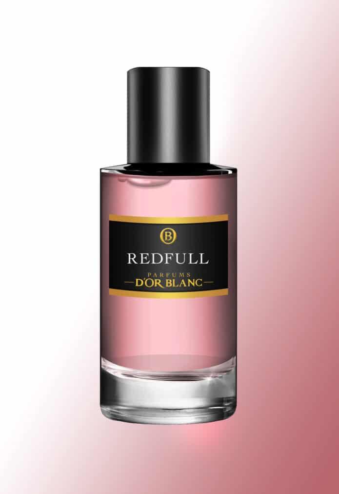 Redfull - Parfums D'or Blanc