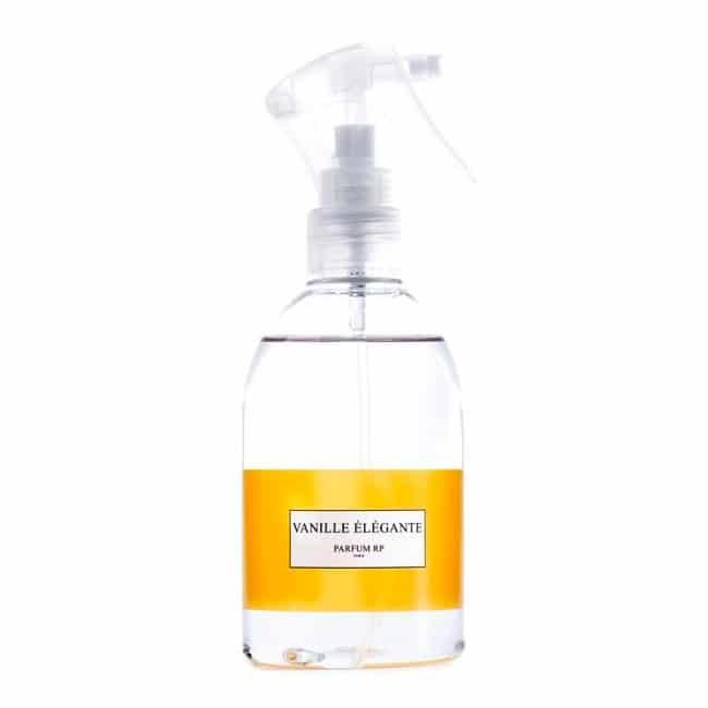 Désodorisant textile Vanille Élégante - RP Parfums