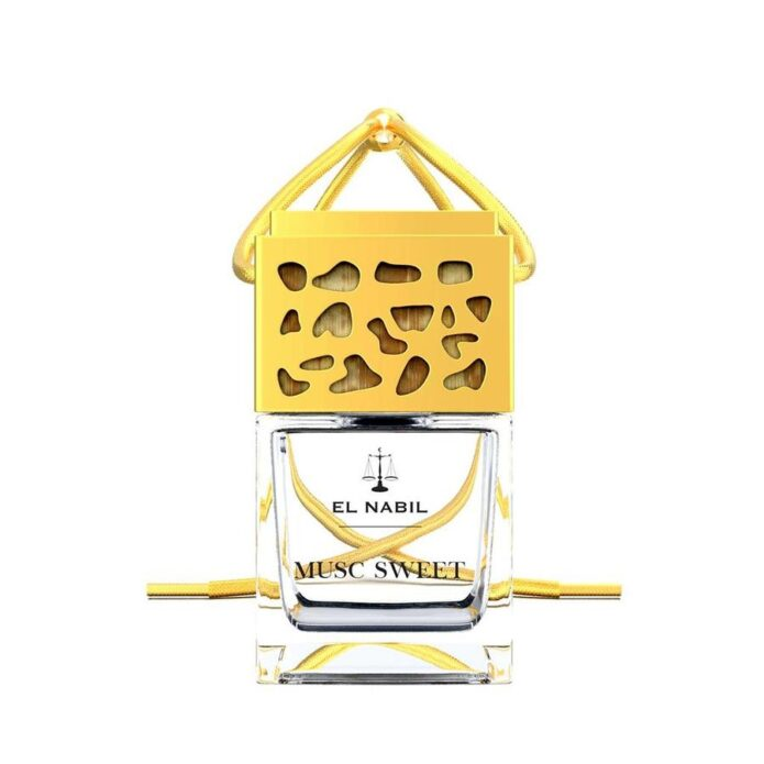 Parfum Voiture Musc Sweet - El Nabil